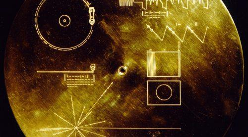 Voyager Golden Record : ボイジャーのゴールデンレコード