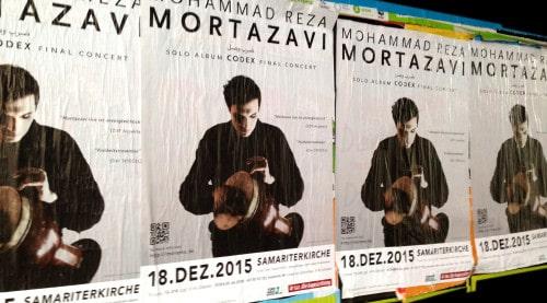 Mohammad Reza Mortazavi – Solo Tour CODEX Final Concert