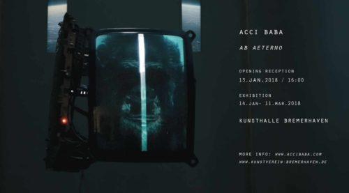 Solo Exhibition | ab aeterno